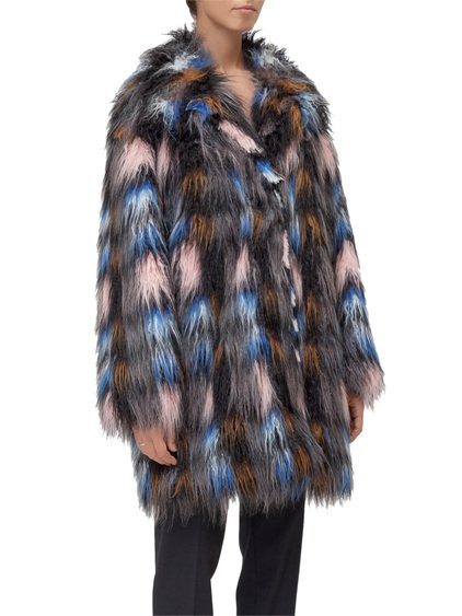 Faux fur Coat image