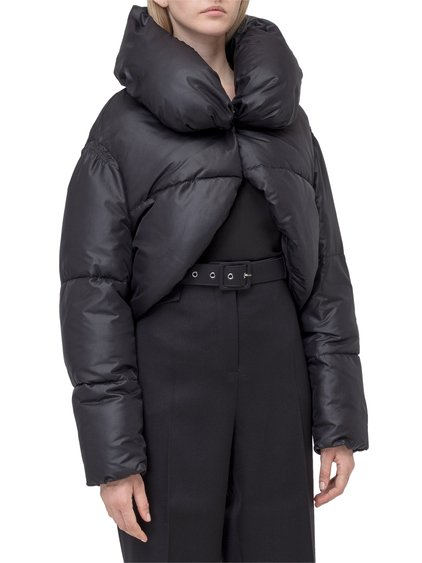Cropped Down Jacket image