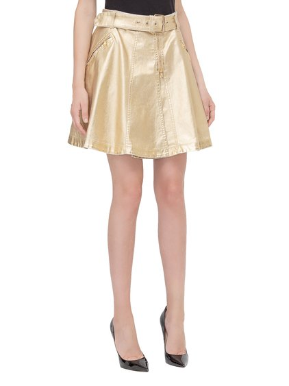 Skirt with Waist Belt image