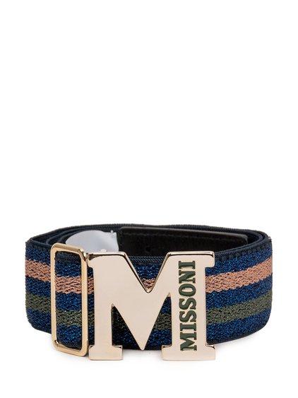 Belt with Logo image