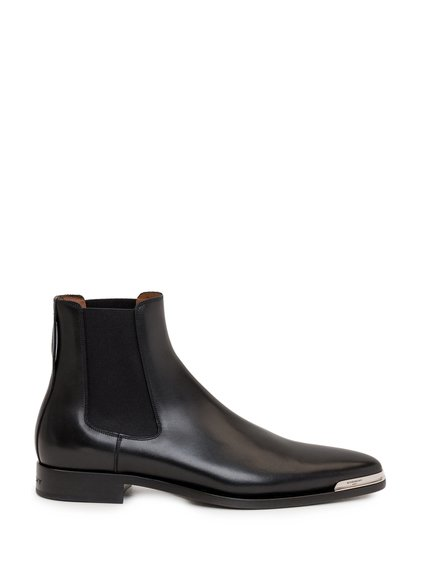 Dallas Ankle Boots with Logo image