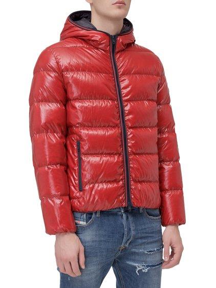 Down Jacket with Hood image