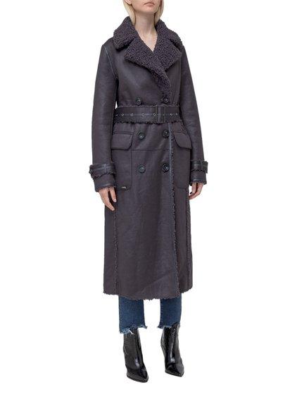 Maxi Coat with Belt image