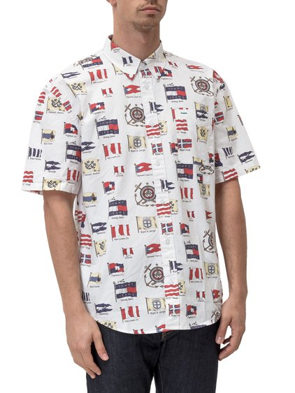 Summer Capsule Short-Sleeved Shirt image