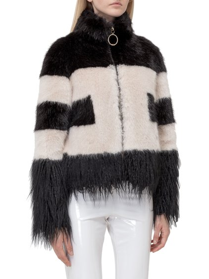 Faux Fur with Logo image