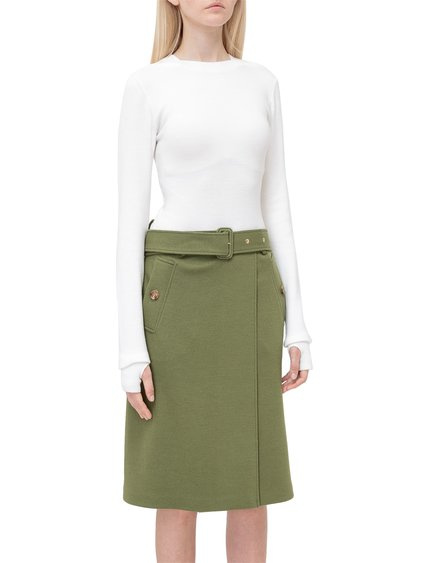 Midi Dress with Buckle image