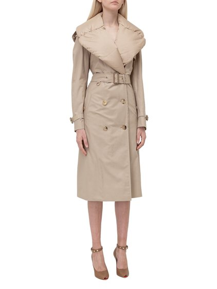 Trench Coat in Gabardine image