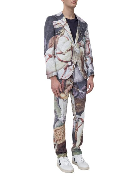 Suit with Print image