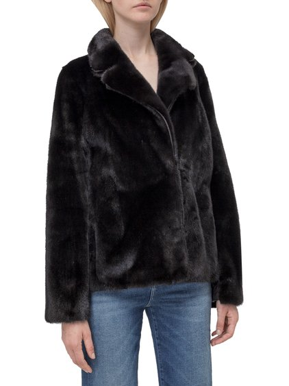 Short Fur Coat image