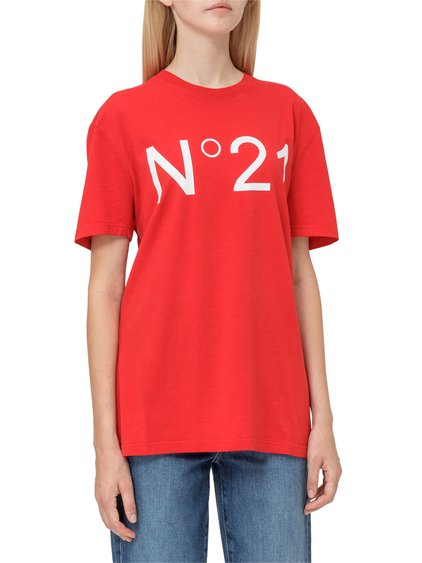 Round-Necked T-Shirt image