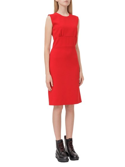 Sleeveless Midi Dress image
