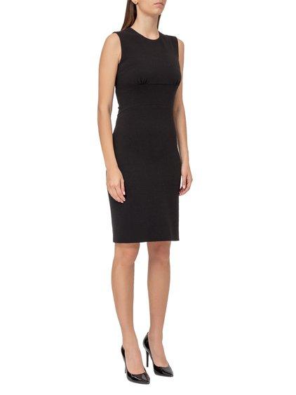 Sleeveless Midi Dress image