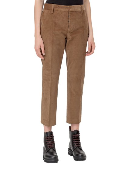 Cropped Trousers image