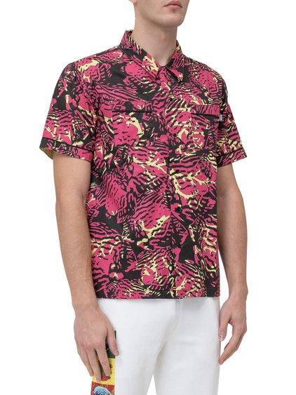 Shirt with Camo Print image