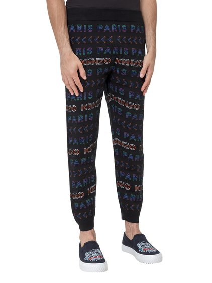 Trousers with Embroidery image