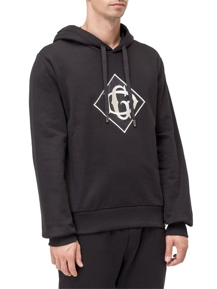 Hoodie with Logo Patch image