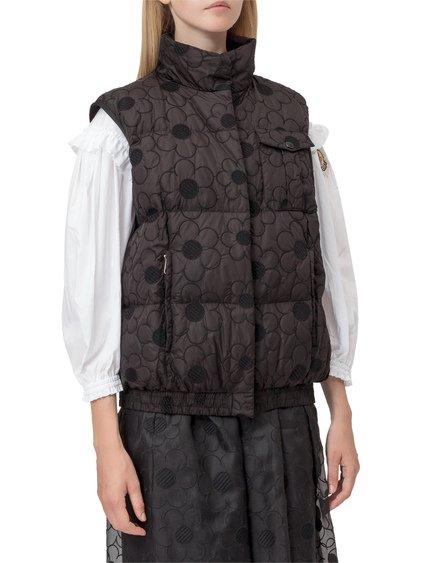 4 Moncler Simone Rocha Sash Vest image