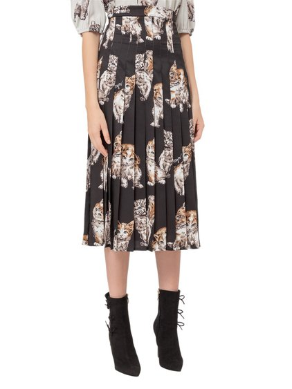 Skirt with Print image