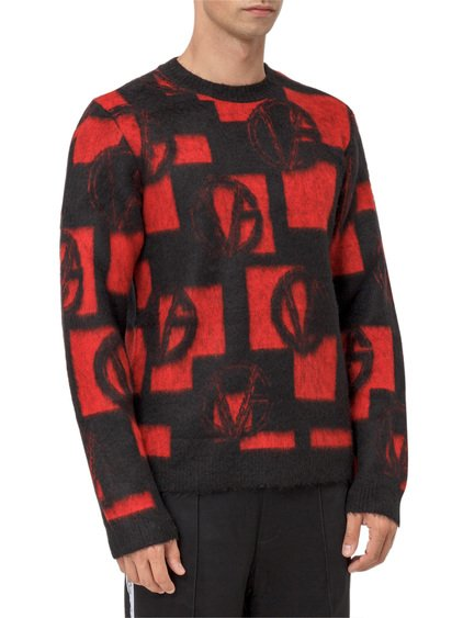 Sweater with Logo Graphic image