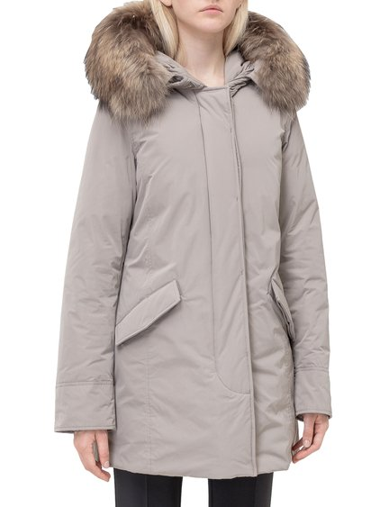 Luxury Arctic Parka Down Jacket image