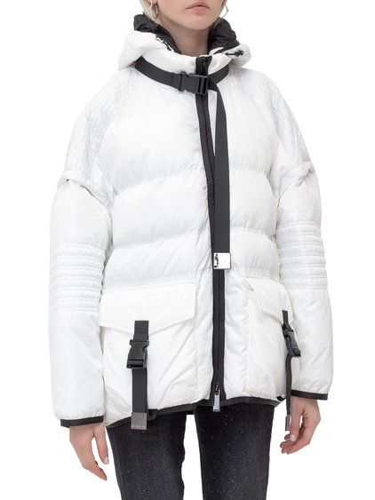 Hooded Down Jacket image