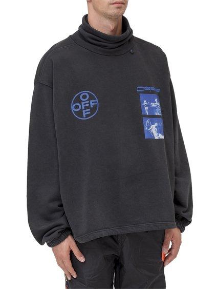 Turtleneck Sweatershirt image