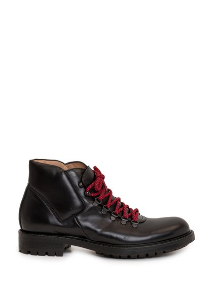 Lace Up  Ankle Shoes image