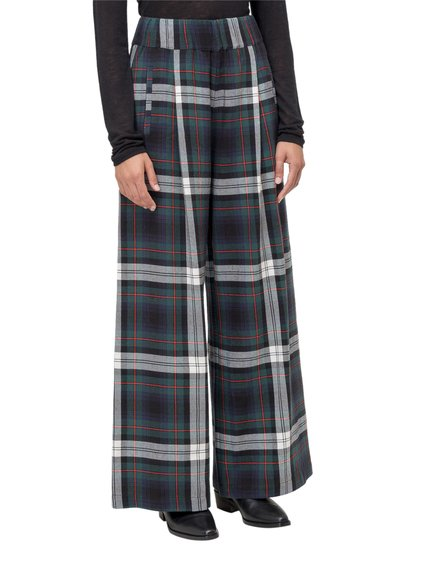 Tartan Jonny Trousers image