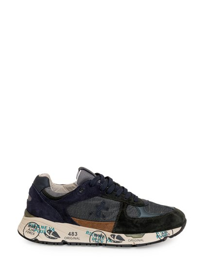 Sneakers in Leather and Suede image