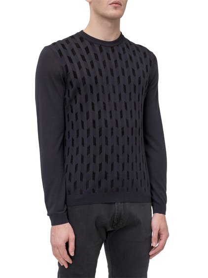 Pullover with Crewneck image