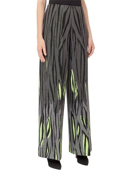 Jacquard Trousers image