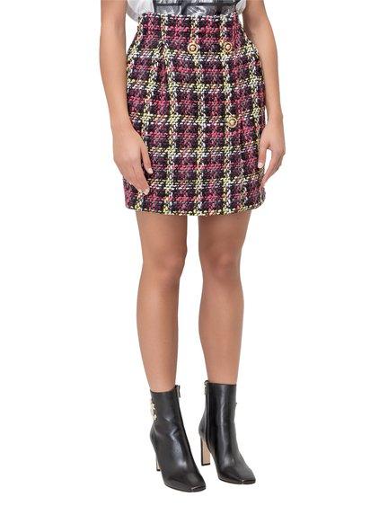 High Waist Mini Skirt image
