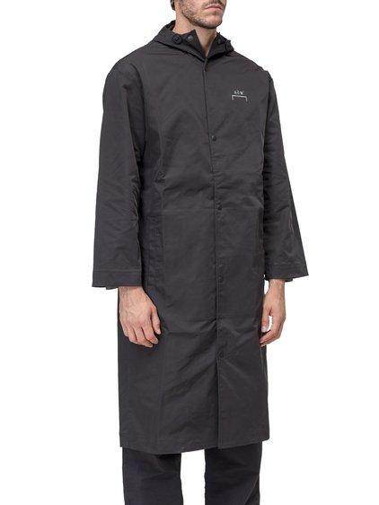 Hooded Long Jacket image