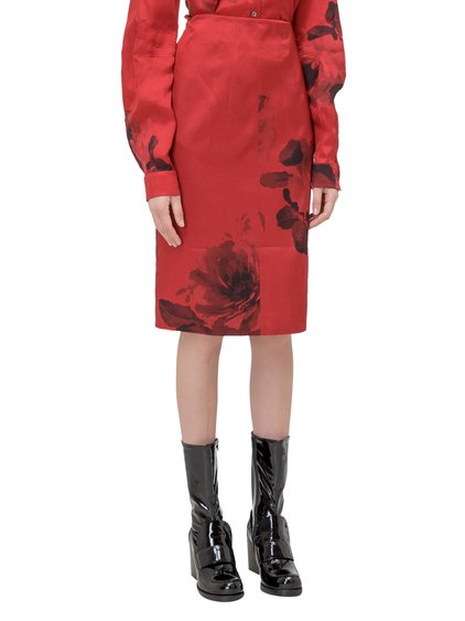 High Waist Skirt image