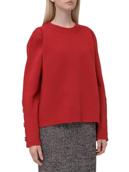 Round-Necked Sweater image