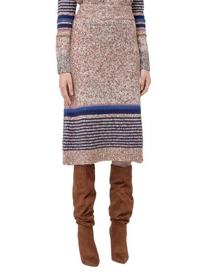 Knitted Skirt image