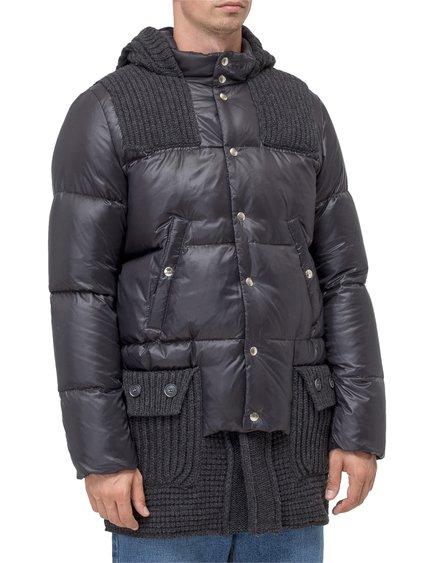 Hoodie Down Jacket image