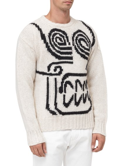 2 Moncler ##1952 Jumper with Graphic image