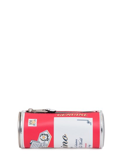 Moschino x Budweiser Clutch with Print image