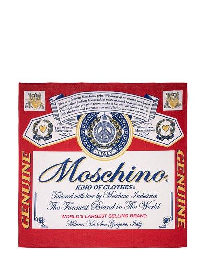 Moschino x Budweiser Beach Towel image