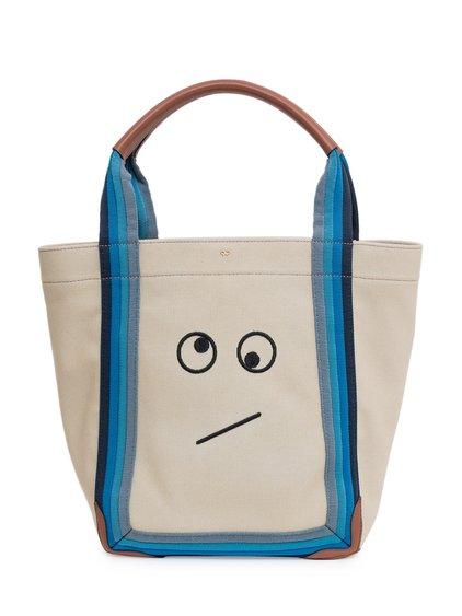 Tote Bag Eyes image