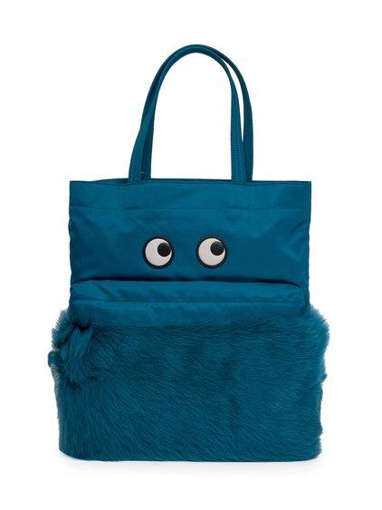 Eyes Sheraling Tote Bag image