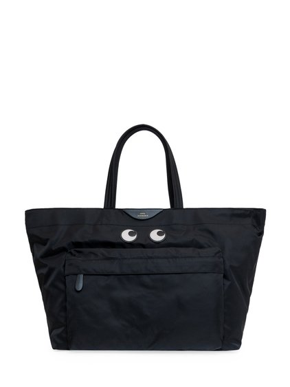 Tote Bag with Eyes image