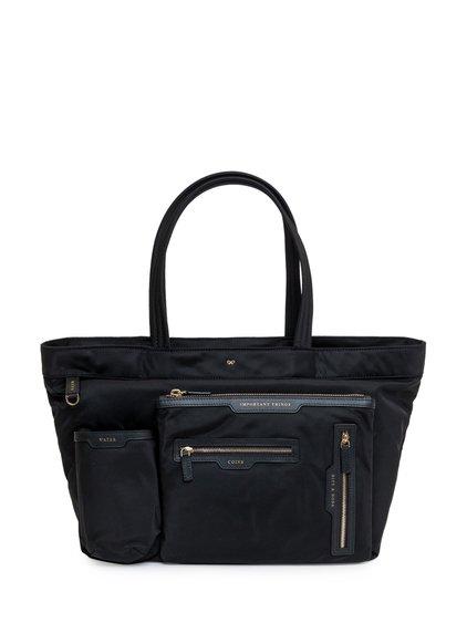Multi-Pocket Tote Bag image