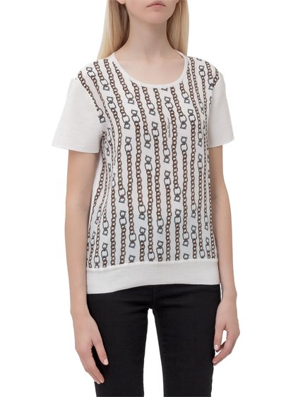 Printed Chains T-Shirt image