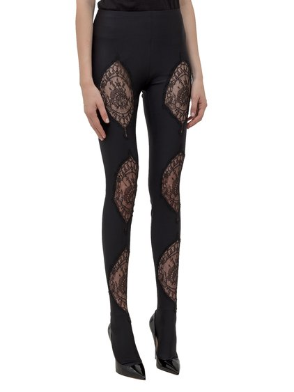 Lace Insets Leggings image