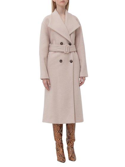 Coat with Belt image