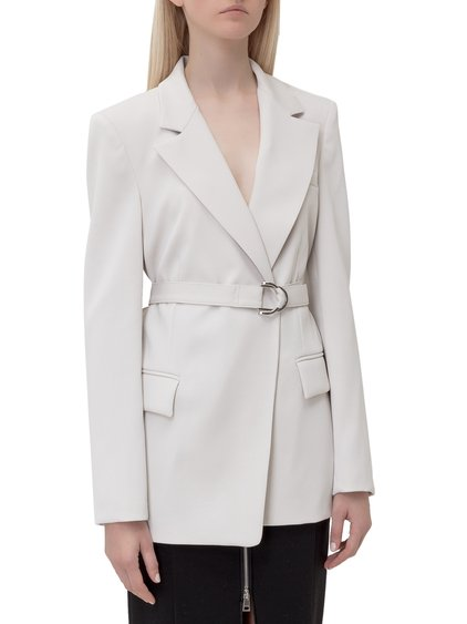 Blazer with Belt image