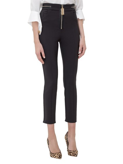 Trousers with Zip Detail image
