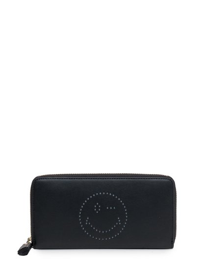 Wallet with Face image